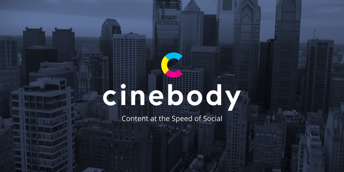 Cinebody hero image